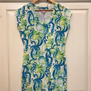 Lilly Pulitzer day dress!